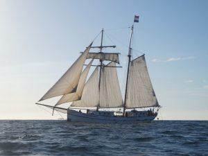 Flying Dutchman unter Segeln