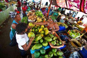Oosterschelde Kapverden Markt