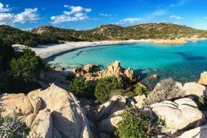 Sardinien Strand an der Costa Smeralda