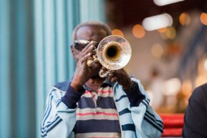 Kuba Straßenmusiker