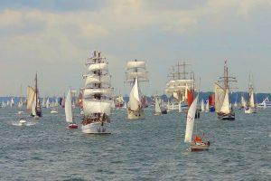 Ostsee Kieler Woche