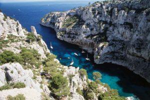 Cote d'Azur Calanque