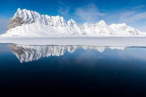 Spitzbergen - Spitze Berge