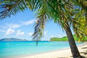 Karibik Tortola Strand
