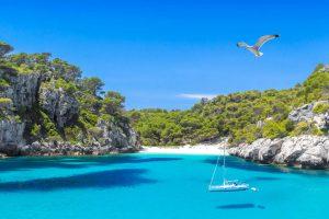 Mallorca-Menorca Cala Macarella