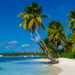 Kuba Strand mit Ankerbucht
