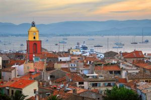 Cote d'Azur St. Tropez