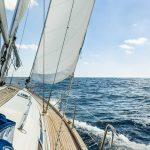 Blauwasser - nichts als Wasser voraus