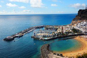 Kanaren Gran Canaria Puerto Mogan