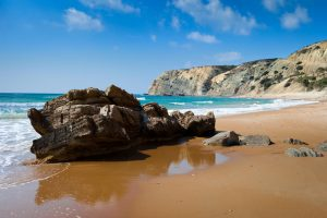 Dodekanes Strand auf Kos
