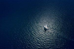 Blauwasser - allein auf dem Ozean