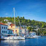 Ionische Inseln Gaios auf Paxos