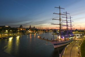 Tall Ships Race in Szczecin