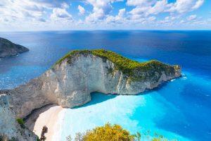 Ionische Inseln Starns auf Zakynthos