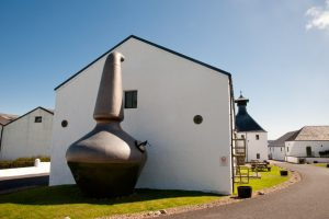 Schottland Distillery
