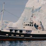 Togo vor Eisberg von Backbord 1